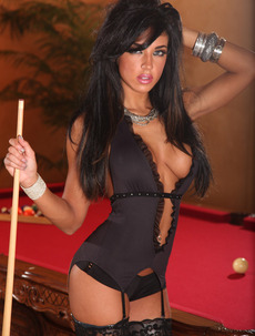 Actiongirls Kelly Pool Table